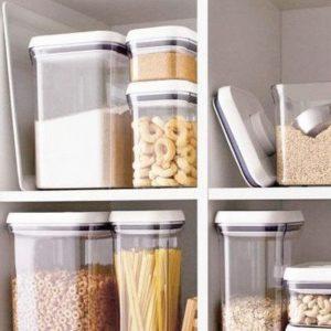 Хранение кукурузной муки в домашних условиях