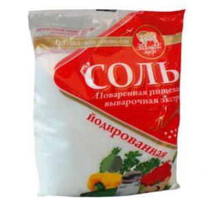 Срок хранения йодированной соли